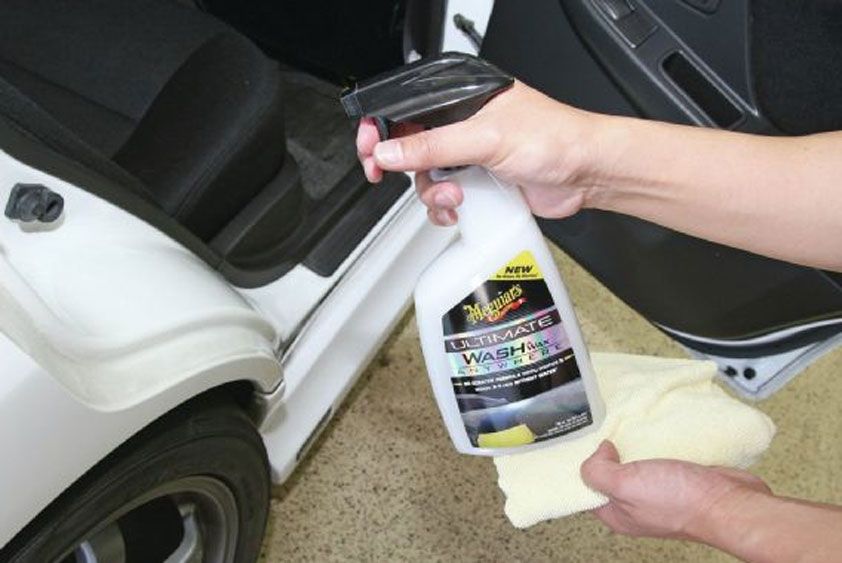 5 Best Waterless Car Wash Products of 2020