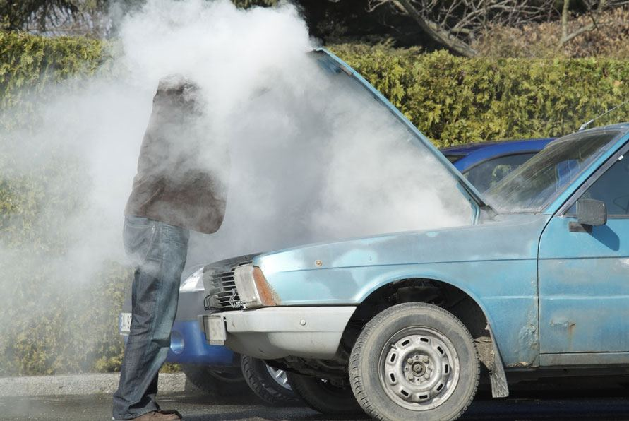 Why Is My Car's Engine Overheating?