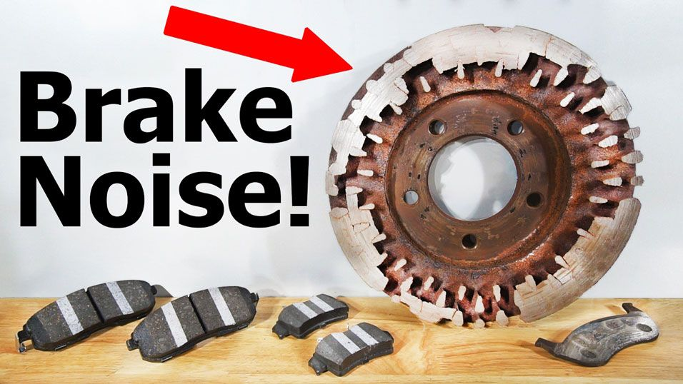 Brake Noises: Causes and How to Fix Them